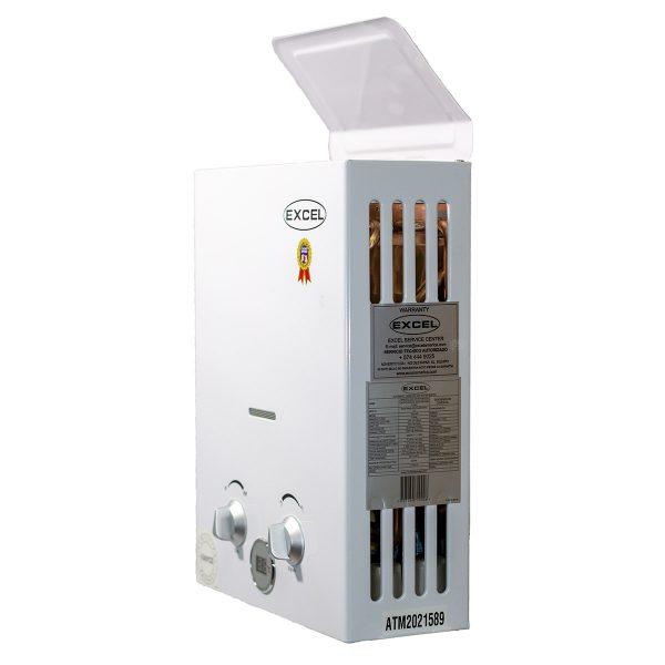 Calentador Excel Cobremax gas natural