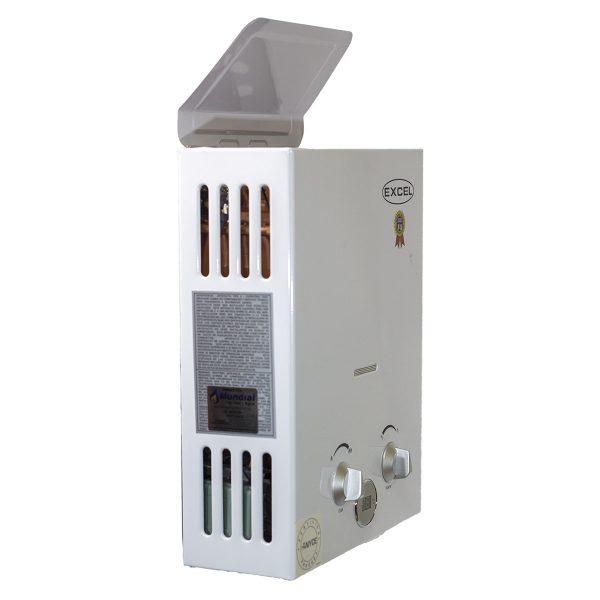Calentador Excel Cobremax 5.5 litros