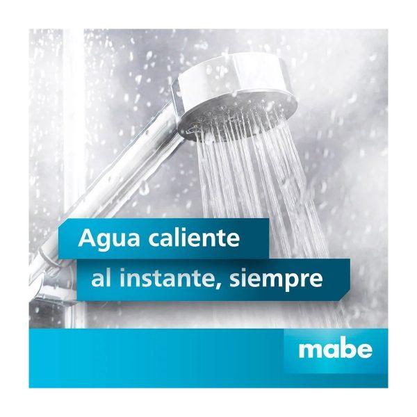 Calentador de acumulación marca Mabe agua caliente