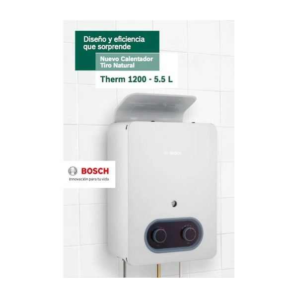 caracteristicas Bosch 5.5L
